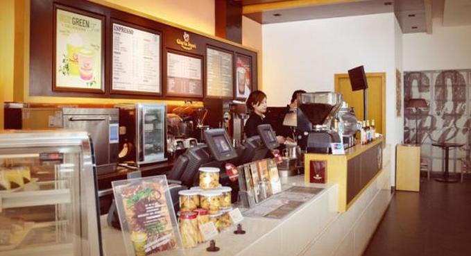 高乐雅咖啡店加盟