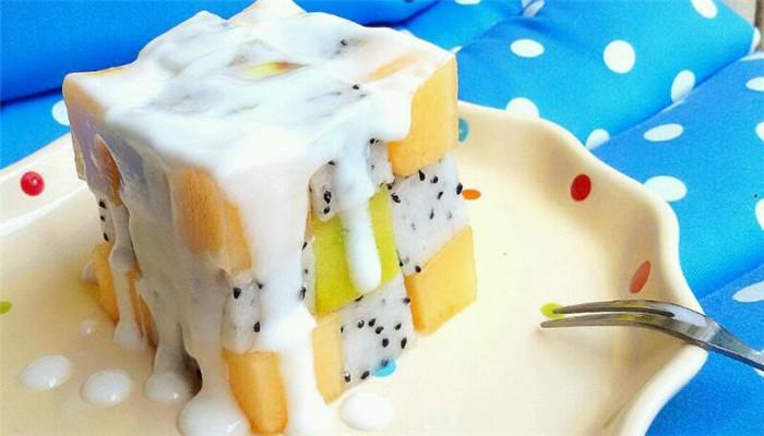 优芭酸奶水果