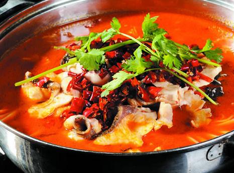 黃辣丁魚火鍋