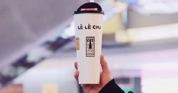 乐乐茶加盟
