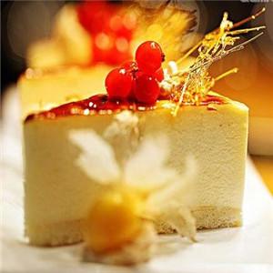 雪媚娘甜点起士蛋糕