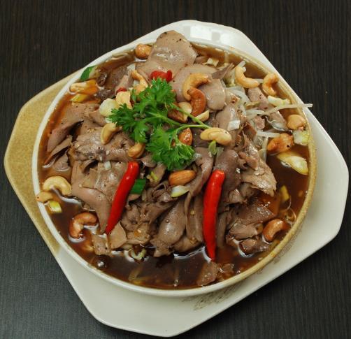 湘域香辣肉片