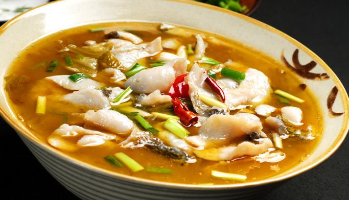 龙记酸菜鱼