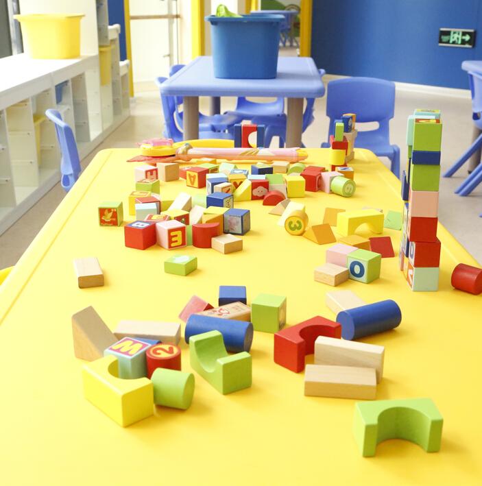新里程学科英语玩具课