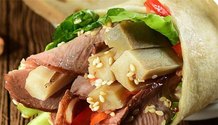 川香卤肉卷卷卷菜
