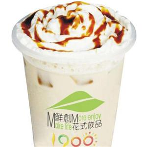 蜜巢奶茶店花式鲜奶
