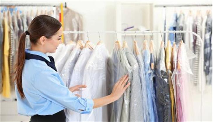 超洁洗衣衣服检查