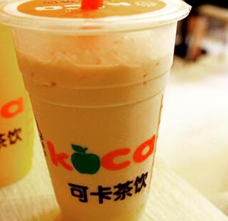 可卡茶饮产品