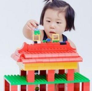 乐创教育儿童积木