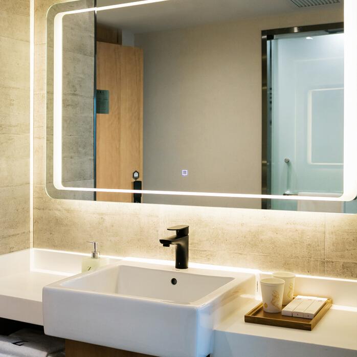 智尚酒店洗手間
