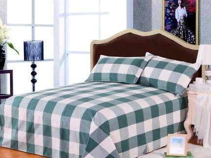 老粗布床单