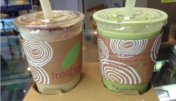 Fresh tea产品
