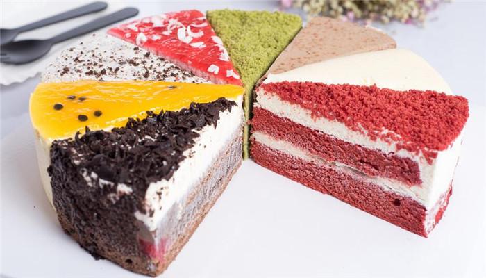 雪冰甜品韩冰多蛋糕