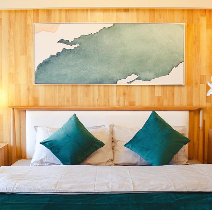 千屿Islands城市共享住宿空间可爱风格
