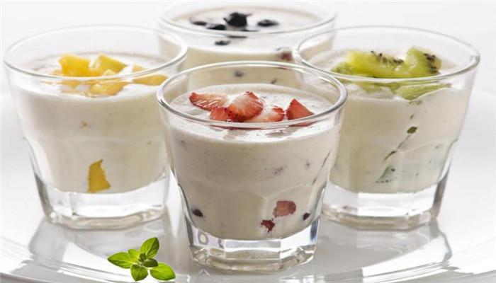 优格酸奶多水果