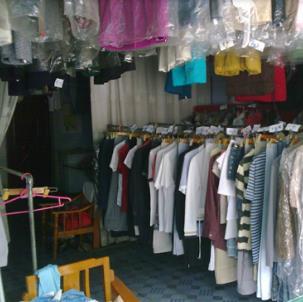 路卡洗衣店铺
