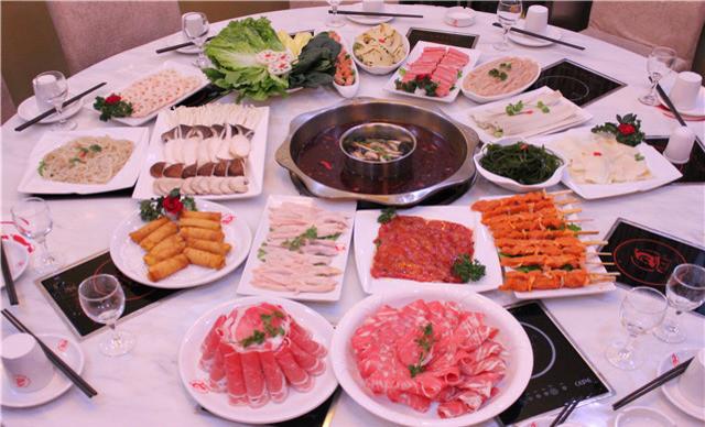 奇际火锅冒菜产品展示
