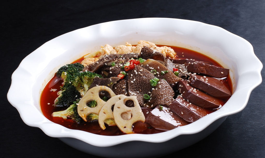 三鼎冒菜产品展示