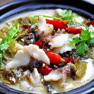 苗寨酸菜鱼