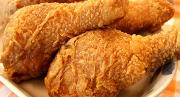奥丁堡炸鸡汉堡鸡腿