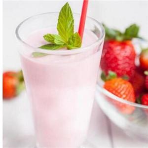 友芝友酸奶草莓