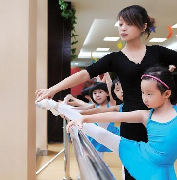 金昕仪艺术培训舞蹈