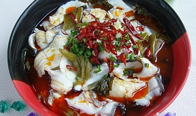 黄大酸菜鱼香辣