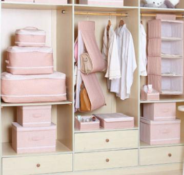 豆豆衣橱粉色款