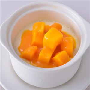 糖巢甜品芒果双皮奶