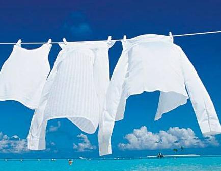 乐乐洗衣白色