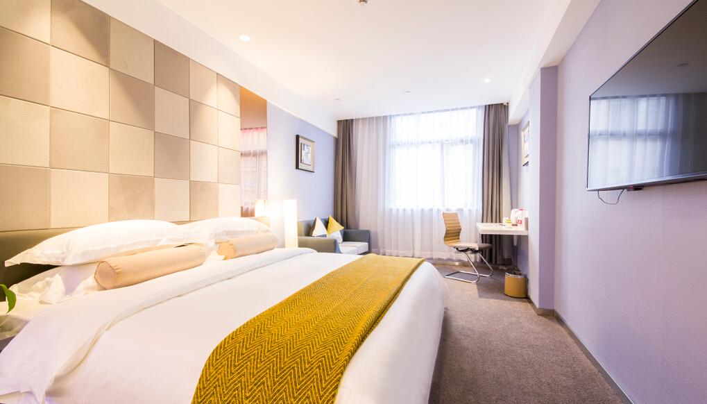 智尚酒店大床房