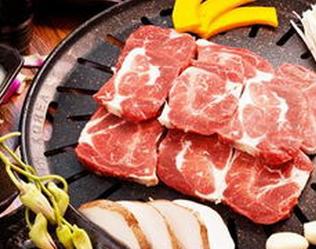 八佰伦韩式自助烤肉