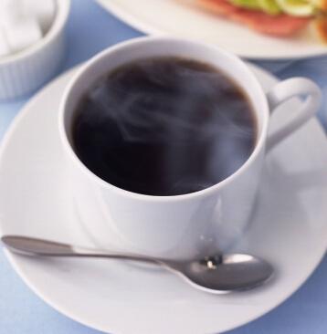 上岛咖啡店黑咖啡