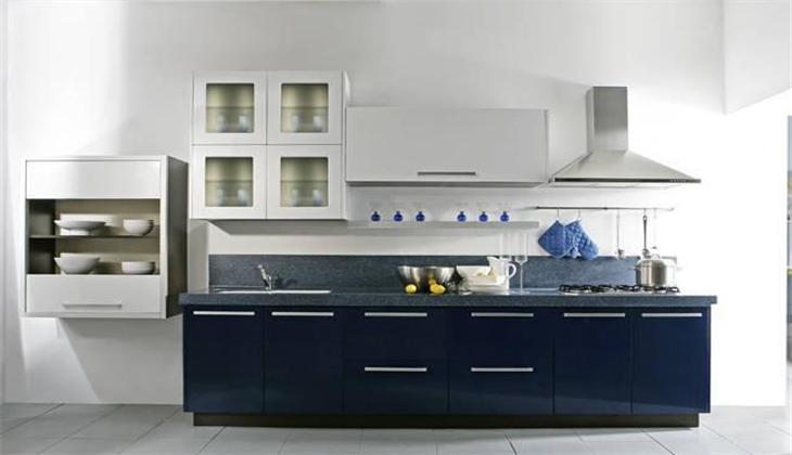亿科厨柜塑钢橱柜