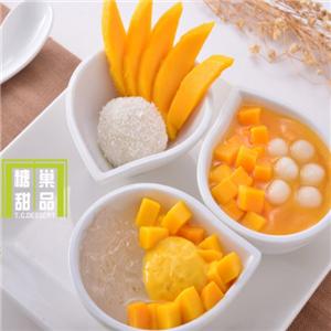 糖巢甜品芒果套餐