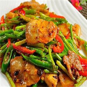 哆来咪中式快餐土豆豆角