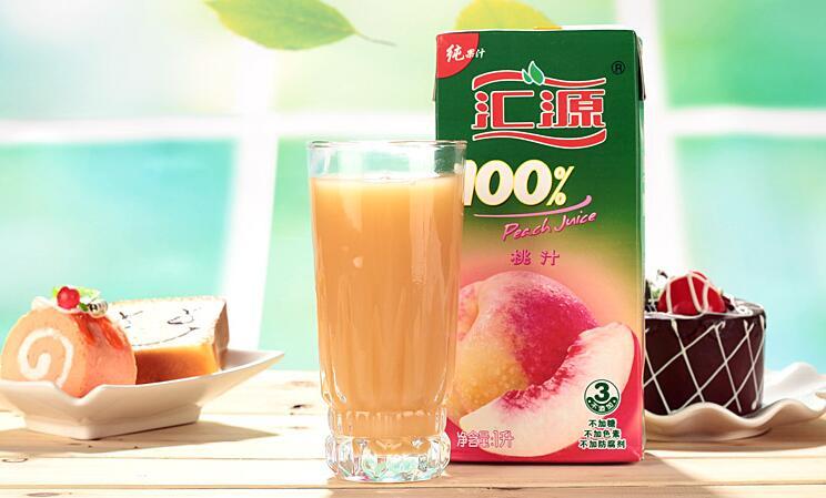 汇源果汁饮料加盟