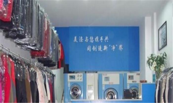 唯美洗衣加盟