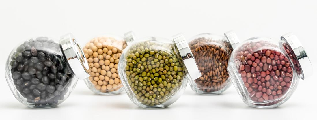 田坤道生态食品之家豆子产品