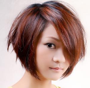 爱玛仕短发