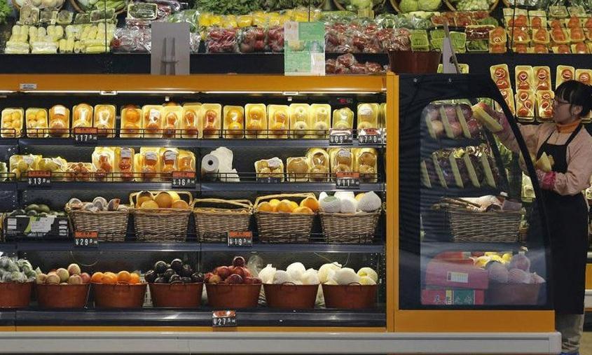 海沃全球购进口超市食物