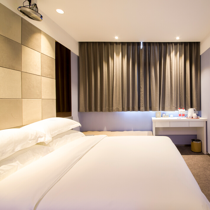 智尚酒店卧室