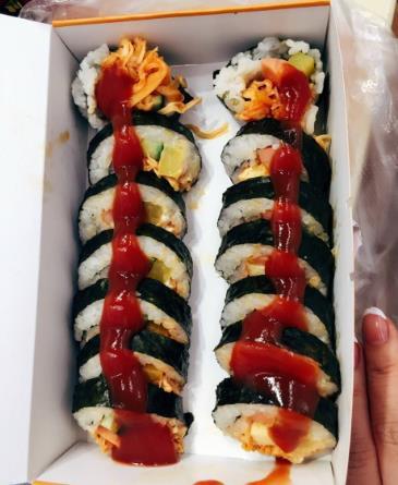 俊熙家寿司