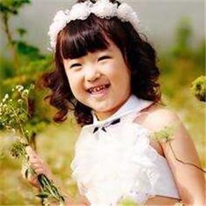 笑眯眯儿童摄影外景
