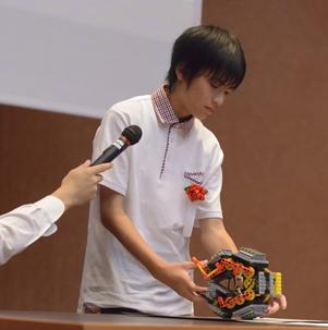 修曼机器人教育比赛