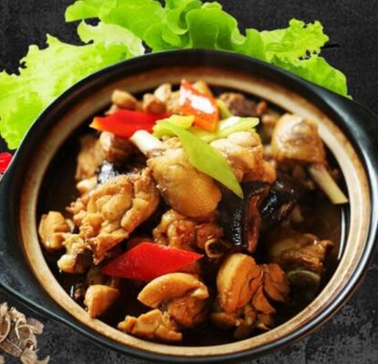 曹轩阁经典黄焖鸡米饭