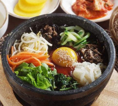 韩七妹石锅拌饭健康