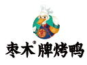 枣木烤鸭品牌logo