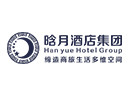 晗月酒店品牌logo
