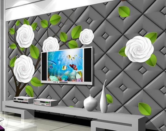 达芬奇全屋宅配电视背景墙